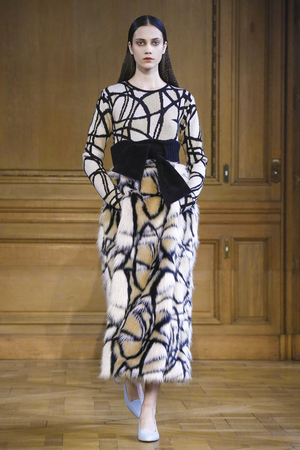 Allude RTW Fall Winter 2015 Paris