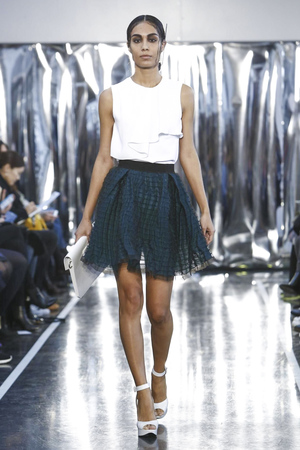 Christine Phung RTW Fall Winter 2015 Paris