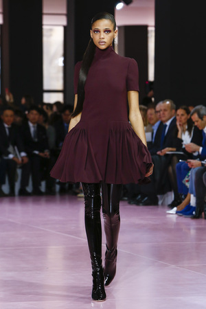 Dior RTW Fall Winter 2015 Fashion show in Paris
