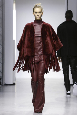 Drome RTW Fall Winter 2015 Paris
