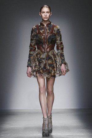 Iris Van Herpen RTW Fall Winter 2015 Paris