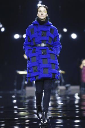 Issey Miyake RTW Fall Winter 2015 Paris