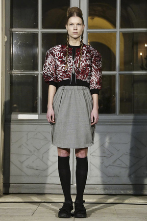Jean Paul Lespagnard RTW Fall Winter 2015 Paris