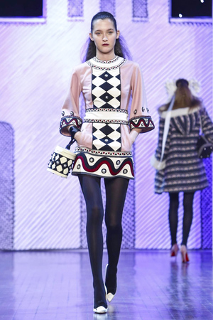 Olympia Le Tan RTW Fall Winter 2015 Paris