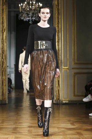 Véronique Leroy RTW Fall Winter 2015 Paris
