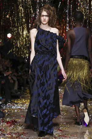 Vivienne Westwood RTW Fall Winter 2015 Paris